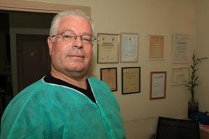 דר' יעקובסון אלחנן – מרפאת שיניים בגבעתיים.