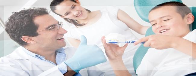 מרפאות שיניים לילדים